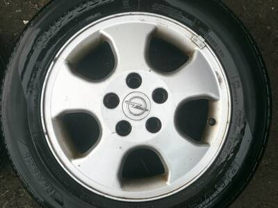 "Opeli 15"" valuveljed 5x110"