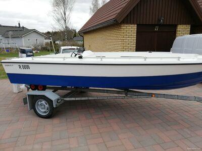 Mootorpaat Shark 500