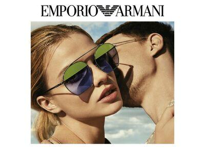Emporio Armani päikeseprillid