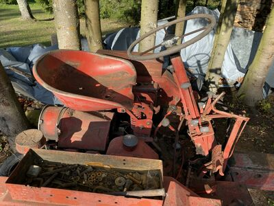 Traktor Rs 09  124