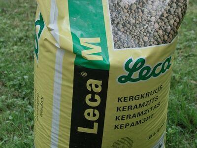 Kergkruus Leca M 15 kg