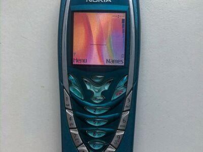 Nokia 7210 - Nostalgia