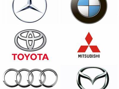 Toyota, Mazda, BMW, AUDI, MB, Mitsubishi ost
