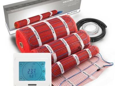 Elektriline põrandaküte küte 150W 7m² UUS