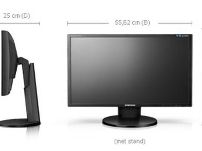"Samsung  SyncMaster 2243BW   Monitor 22"""