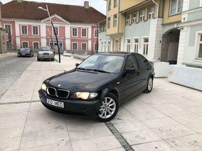 BMW 318i 2.0 105kW 2004a
