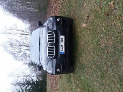 BMW X5 2007 4,8i 261KW