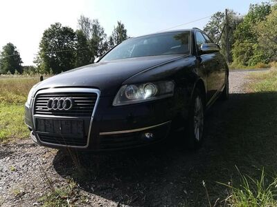 Audi a6c6 3.0 tdi mootor + kast