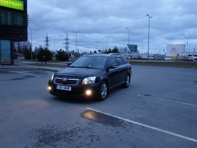 Toyota Avensis Facelift 2.0 93kW Diisel 2008 aasta