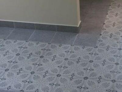 Keraamiline plaat - komplekt põrandale ja seina
