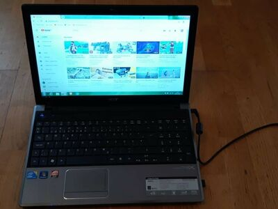 Laptop Acer aspire 5820tg