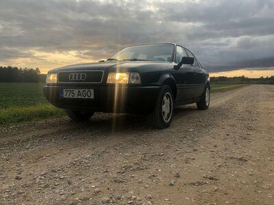 Audi 80 2.0 66kW Kiire!