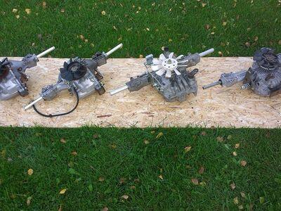 Murutraktor raider hüdraulilised sillad,  remont