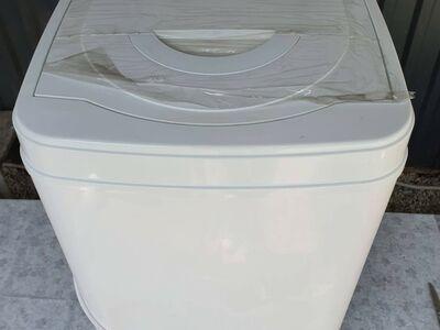 Uus poolautomaatne pesumasin