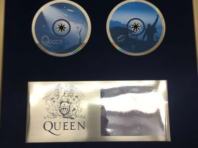 Queen The Ultimate Collection CD plaatide kogumik