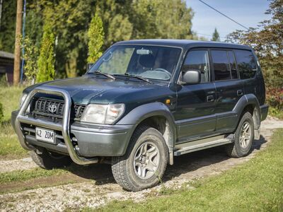 Toyota Land Cruiser j95 , 1998.a.