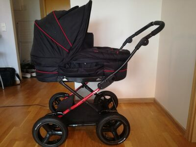 Crescent Comfort lapsevanker+jalutuskäru