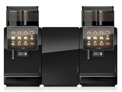 FRANKE A800 FM EC kohvimasin 2tk + piimakülmik