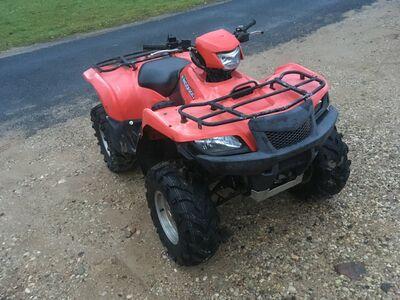 ATV Suzuki Kingquad 700 cm3