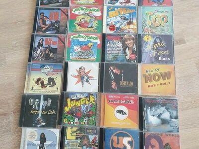 Välismaa artistide CD