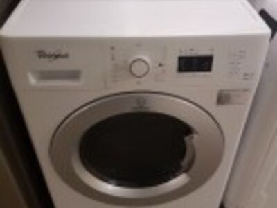 Whirlpool wwde 8612 kuivatiga