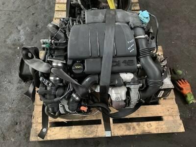Grand picassto mootor 1,6hdi+robotkäigukast