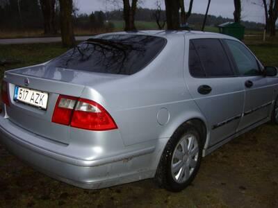 SAAB 2002 a. 9-5