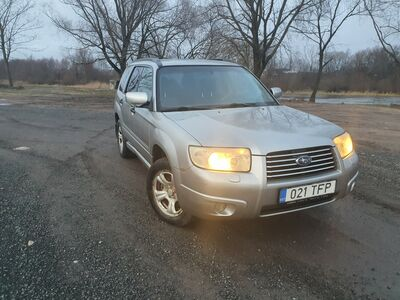 Subaru Forester 2005a. 2.0 116kw
