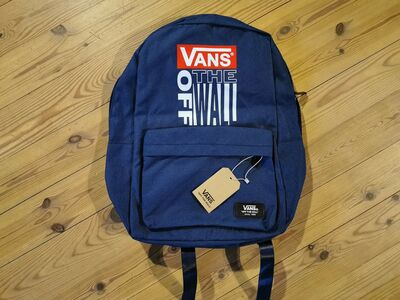 Vans koolikott Off The Wall backpack uus seljakott