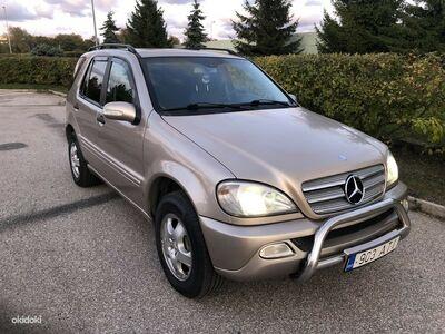 Mercedes-Benz ML 270 ÜV 09.2020a