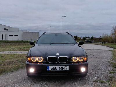 BMW E39 530D 142kW automaat Facelift