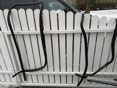 VW T5 ukse tihendid