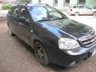Chevrolet Nubira 2,0td   2009
