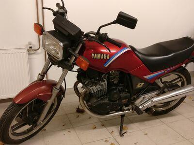 Yamaha XS400 1983a 20kw