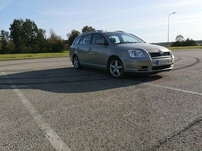 Toyota Avensis 2006 2.2 110kW D