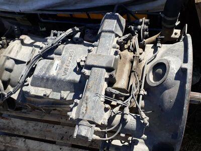Scania R420 (Opticruise käigukast komplektne)