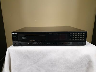 Sony Compact Disc Player CDP-65.