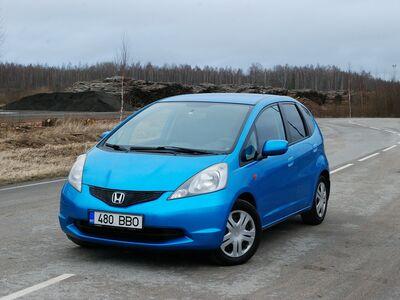 Honda Jazz 1,2 66kw 2009a