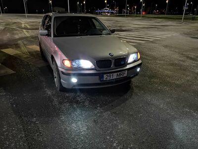 BMW E46xd