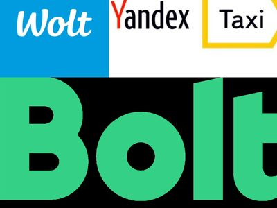 BOLT,Yandex,WOLT Soodne autorent