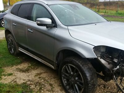 Volvo xc60 summum awd city safety varuosadeks