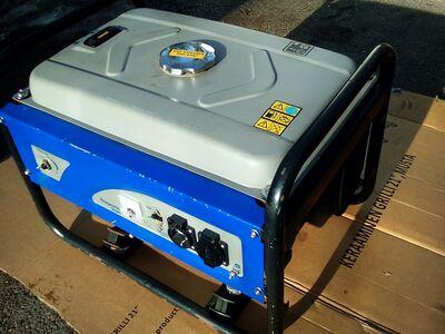 Ektrigeneraator, generaator -HOOLDUS, REMONT, RENT