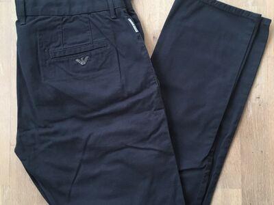 Uued Armani Jeans meeste vabaaja püksid - chinod