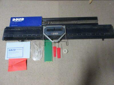 Kudumismasin.BOND Knitting Machine 3