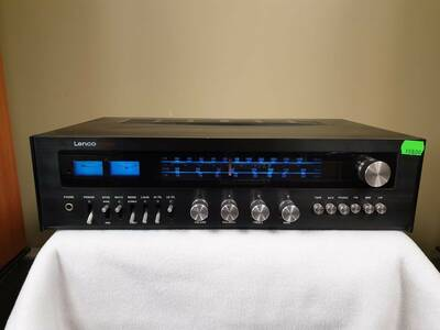 Lenco R-2500 AM/FM Stereo Receiver