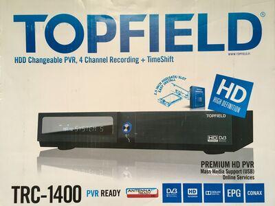 Digiboks Topfield TRC-1400