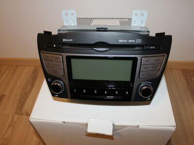 Hyundai ix35 originaal raadio