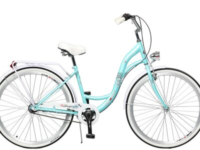 UUS naiste jalgratas MEXLLER VILLAGE