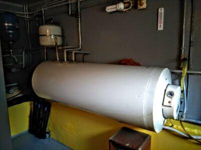 Soojavee boiler