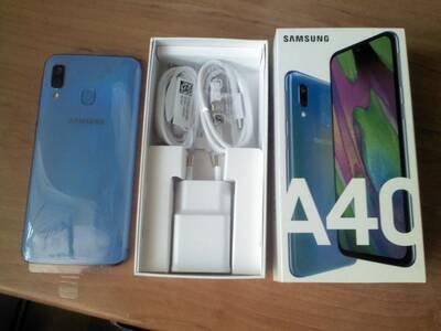Samsung Galaxy A40 UUS, garantii